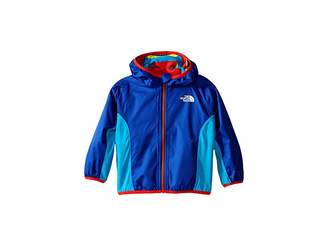The North Face Kids Reversible Grizzly Peak Wind Jacket (Infant) (Marker Blue