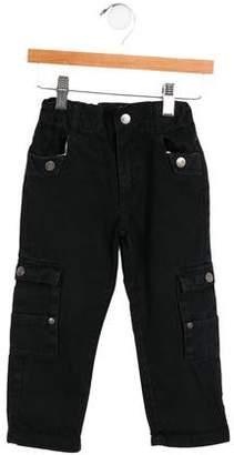 Appaman Fine Tailoring Boys' Utility Zip-Up Pants