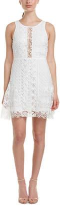 DAY Birger et Mikkelsen Soieblu Lace A-Line Dress