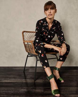 Ted Baker SOPHEA Floral print jumpsuit