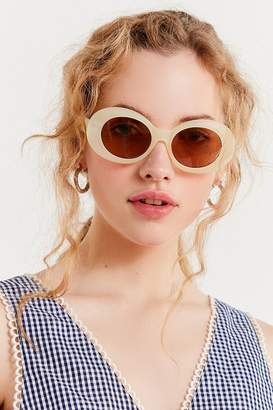 Urban Outfitters Venice Oval Sunglasses