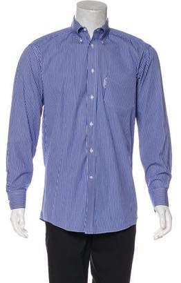 Façonnable Striped Dress Shirt