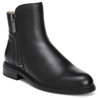 Franco Sarto Harmona Leather Double Side Zip Bootie