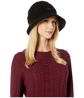 UGG Fabric and Sherpa Bucket Hat