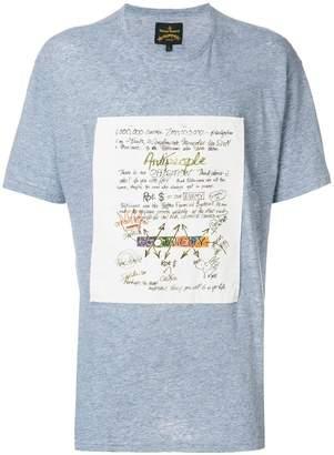 Vivienne Westwood square print T-shirt