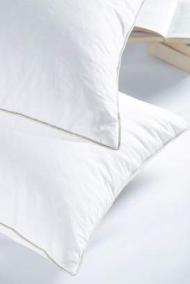Next Set of 2 Medium Goose Feather And Down Pillows