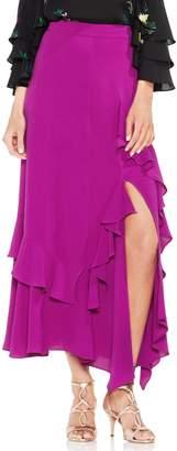 Vince Camuto Ruffled Skirt