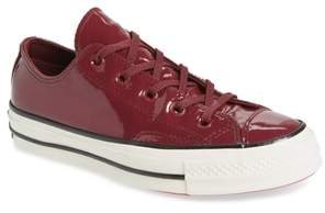 Converse Chuck Taylor(R) All Star(R) 70 Patent Low Top Sneaker