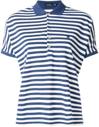 Polo Ralph Lauren poncho-inspired polo shirt