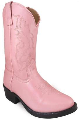 SMOKY MOUNTAIN Smoky Mountain Girl's Denver Leather Cowboy Boot