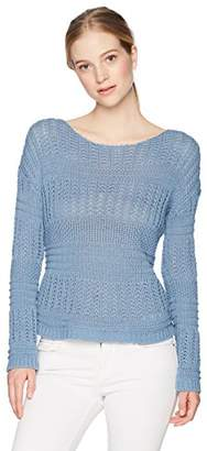 Roxy Junior's Blush Seaview Sweater,L