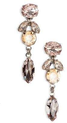 Sorrelli Sparkling Siren Crystal Earrings