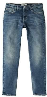 Mango man MANGO MAN Slim-fit medium vintage wash Tim jeans