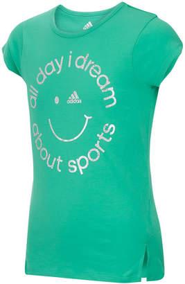 adidas Graphic-Print T-Shirt, Toddler Girls