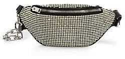 Alexander Wang Women's Mini Attica Soft Crystal Belt Bag