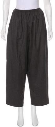eskandar Wool Wide-Leg Pants