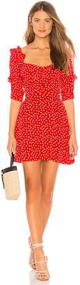 For Love & Lemons X REVOLVE Buttoned Mini Dress
