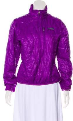 Patagonia Pull-Over Puffer Jacket