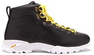 Diemme Maser Leather Hiking Boots - Mens - Black
