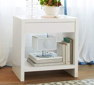 Pottery Barn Alden Nightstand Table