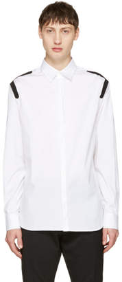 DSQUARED2 White Evening Shirt