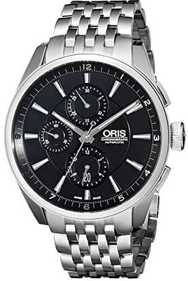 Oris Men's 67476444054-0782280 Stainless Steel with Dial Watch