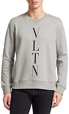 Valentino Men's Logo Sweatshirt