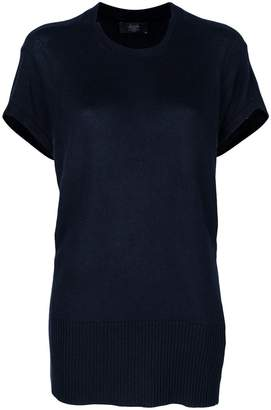 Maison Flaneur shortsleeved knitted top