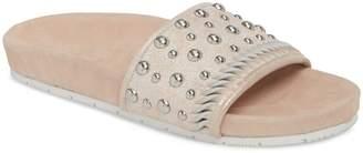 J/Slides Nora Studded Slide Sandal