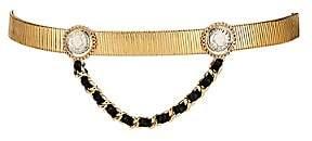 Mayle Maison Women's Coronation Chain Belt - Gold