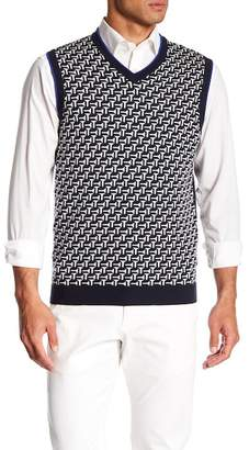 Ted Baker Knitted V-Neck Vest