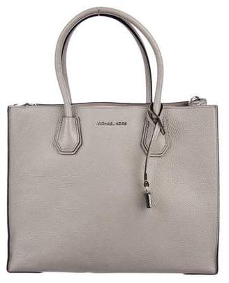 5b072e3d2 Michael Kors Mercer Grained Leather Tote