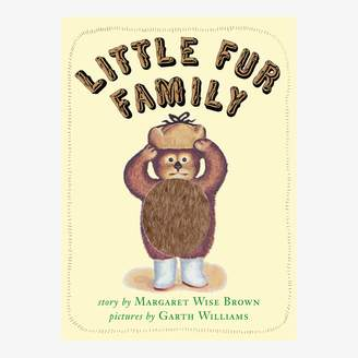 ABC Home Little Fur Family Deluxe Edition by Margaret Wise Brown & Garth Williams