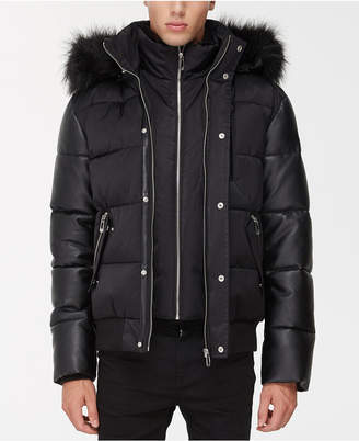 Nixon Noize Men Quilted Bomber