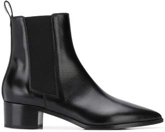 Aeyde elasticated side panel boots