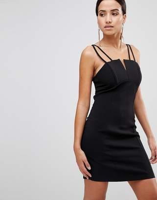 Love Multi Strap Bodice Dress