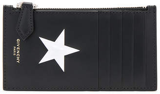 Givenchy S-Zip Coin Card Holder