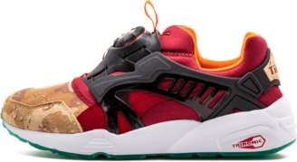 Puma Disc Blaze Desert Dusk - Dark Navy/Ribbon Red