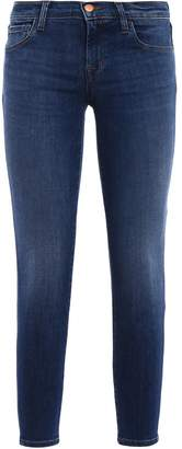 J Brand Super Stretch Denim Skinny Jeans