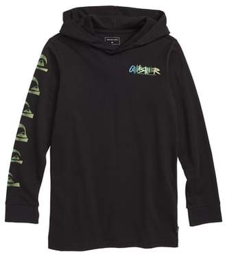 Quiksilver Rough Right Hoodie
