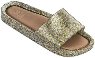 MELISSA KIDS - Mel Beach Slide - Mix Gold