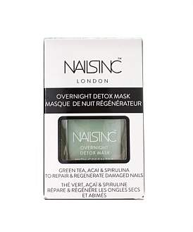 Nails Inc Overnight Detox Mask Treatment - Nail Strengthening