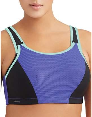 Glamorise Adjustable Underwire Sports Bra 9166