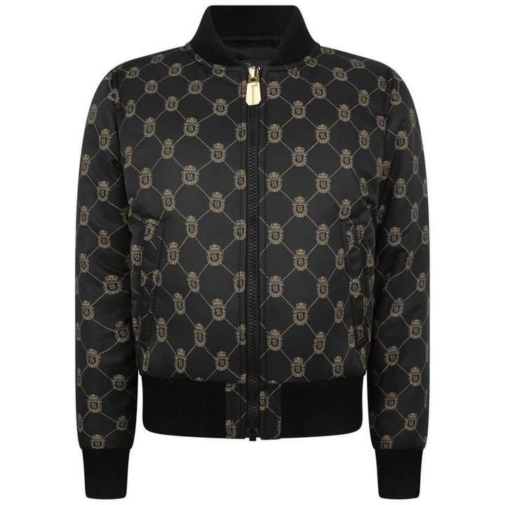 BillionaireBoys Black & Gold Rodrigue Jacket