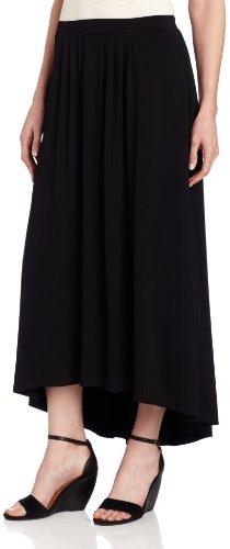 Chaus Women's Low High Long Skirt