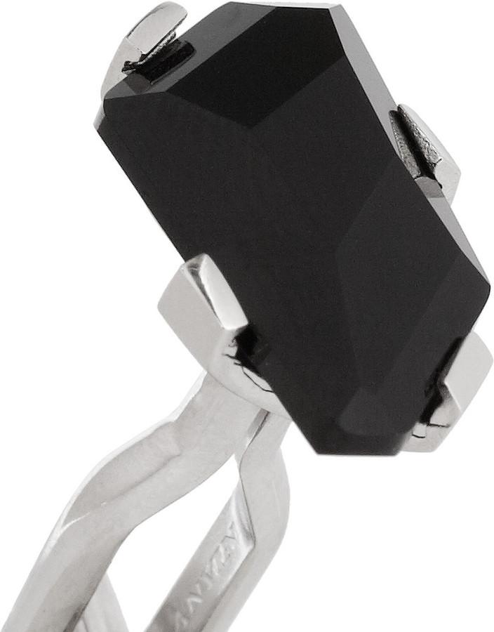 Lanvin Crystal Cufflinks