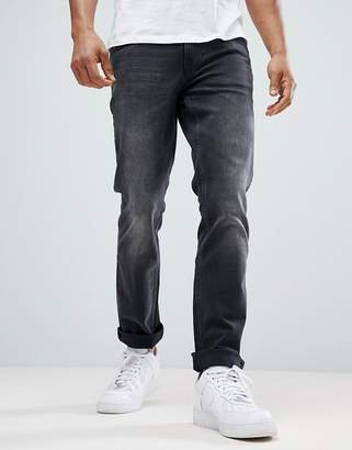 BOSS Slim Fit Dark Wash Jeans