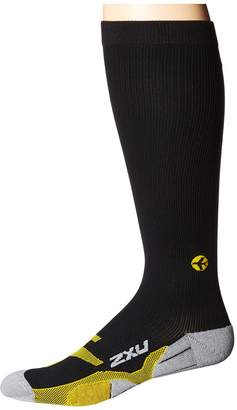 2XU Flight Compression Socks Men's Knee High Socks Shoes