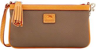 Dooney & Bourke Patterson Leather Large Slim Wristlet