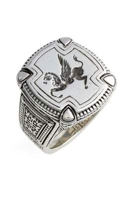 Konstantino Silver Classics Pegasus Ring
